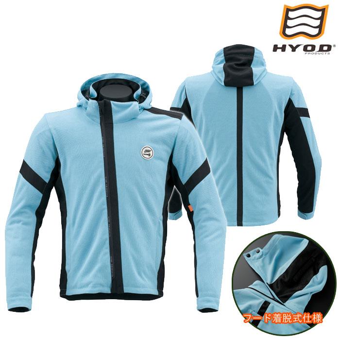 HYOD PRODUCTS STJ312D ST-S Lite AFENA D3O PARKA LIGHT BLUE◆全4色◆