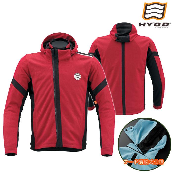 HYOD PRODUCTS STJ312D ST-S Lite AFENA D3O PARKA RED◆全4色◆