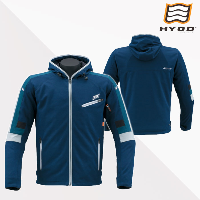HYOD PRODUCTS STJ309DN ST-S Lite NAB D3O PARKA NAVY◆全5色◆