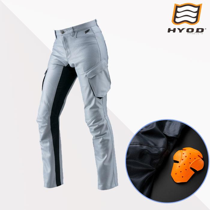 HYOD PRODUCTS ★新作★STT007D ST-S Lite D3O PANTS(STRAIGHT) LIGHT GREY◆全3色◆