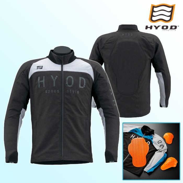 HYOD PRODUCTS STJ311D ST-S UCHIMIZU D3O iD COOL DRY JAC ジャケット BLACK/GREY◆全6色◆