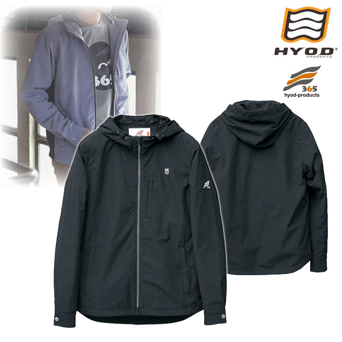 """HYOD PRODUCTS H3J004 HYOD365 PARKA """"framea"""" ジャケット BLACK◆全3色◆"""