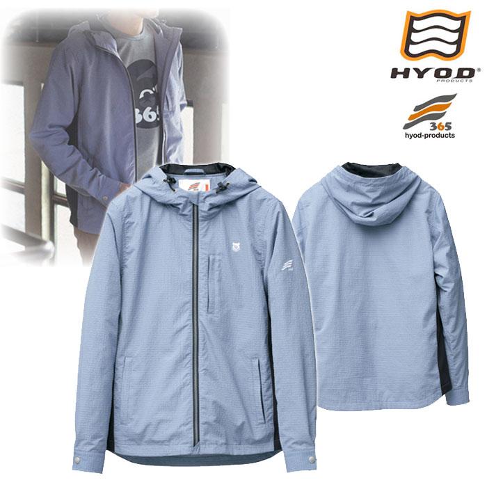 "HYOD PRODUCTS H3J004 HYOD365 PARKA ""framea"" ジャケット BLUE-GREY◆全3色◆"