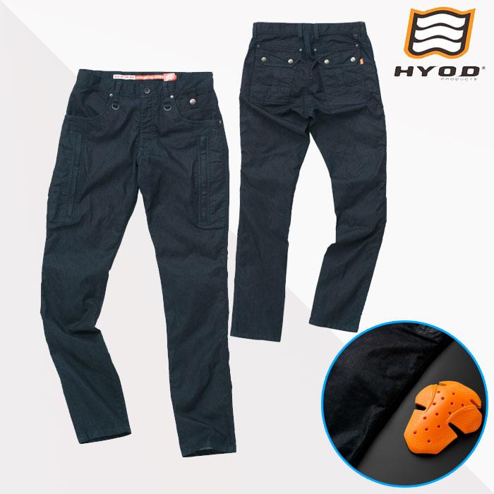 HYOD PRODUCTS HYD515D HYOD D3O VENT DENIM INDIGO(one-wash)◆全2色◆