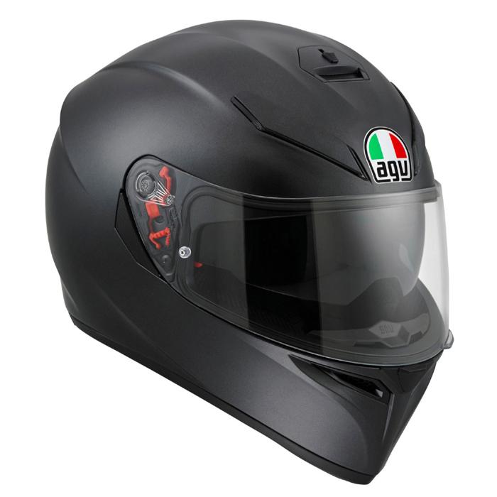 AGV 〔WEB価格〕 AGV K-3 SV MPLK  MATT BLACK  マットブラック フルフェイス ヘルメット