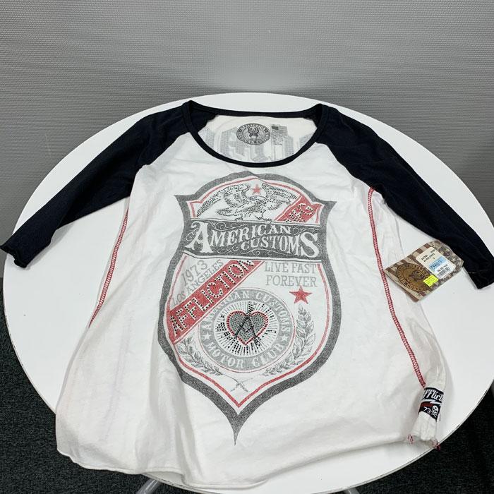 AFFLICTION 【アウトレット】AFFLICTION  Tシャツ レディース Sサイズ