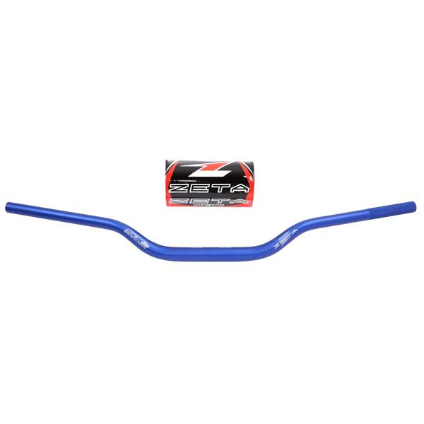 DIRTFREAK 【WEB価格】ZE06-4152 ZETA SX3バー BLUE MX-415