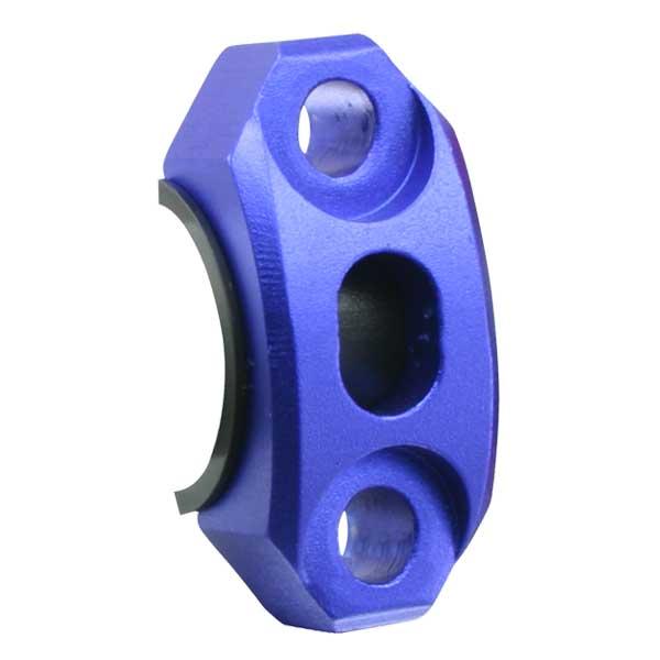 DIRTFREAK ZE40-9113 ZETA ローテティングバークランプ UN BLUE