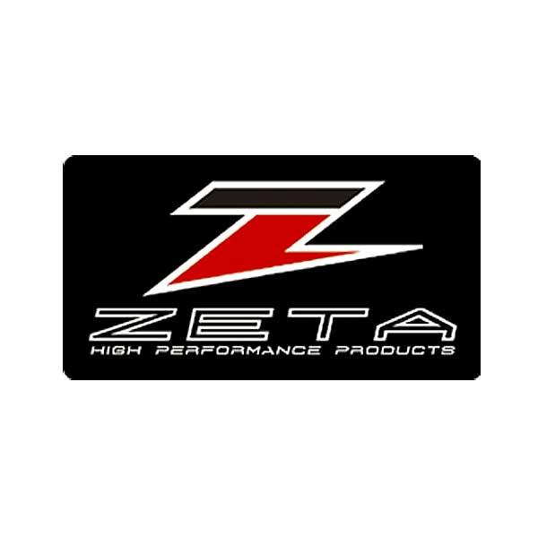 DIRTFREAK ZE50-2111 ZETA ステッカー Each 65x35mm