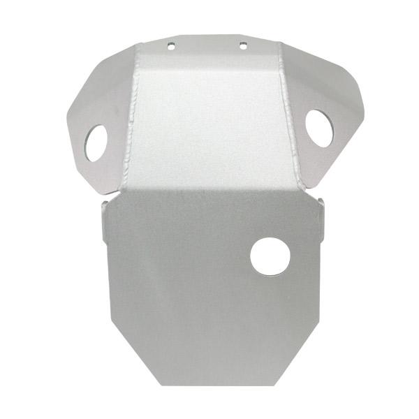 DIRTFREAK 【WEB価格】ZE55-2100 ZETA EDスキッドプレート LT 3.2mm XR250'95-07