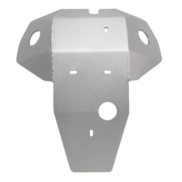 DIRTFREAK 【WEB価格】ZE55-2300 ZETA EDスキッドプレート LT 3.2mm DRZ400S/SM