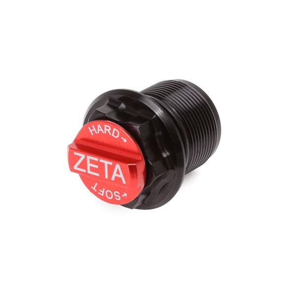 DIRTFREAK 【WEB価格】ZE56-20030 ZETA FFボトムアジャスター WP AER 1pc BLACK/RED