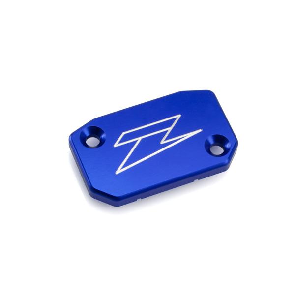 DIRTFREAK 【WEB価格】ZE86-1302 ZETA リザーバカバー BLU BREMBO/KTMフロントB-'08