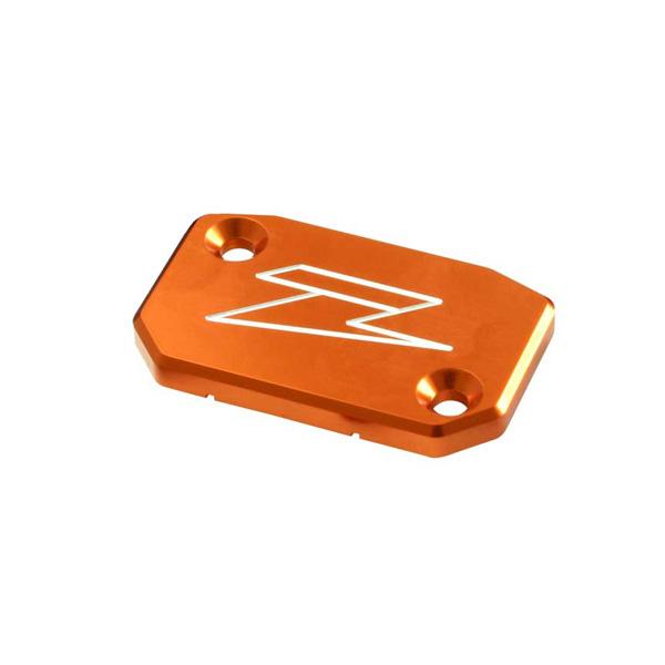 DIRTFREAK 【WEB価格】ZE86-1310 ZETA リザーバカバー ORG BREMBO/KTMフロントB-'08