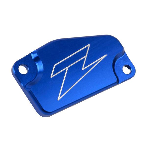 DIRTFREAK 【WEB価格】ZE86-3102 ZETA リザーバカバー BLU KTM65/85SX,フリーライド クラッチ