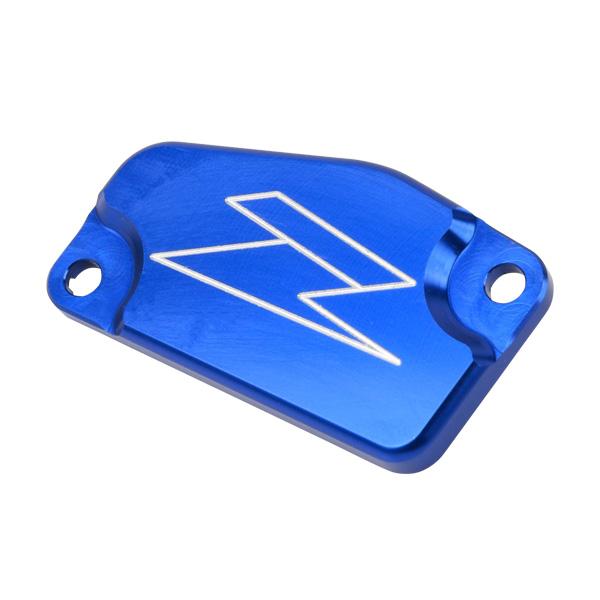 DIRTFREAK 【WEB価格】ZE86-3202 ZETA リザーバカバー BLU KTM65/85SX,フリーライド フロントB
