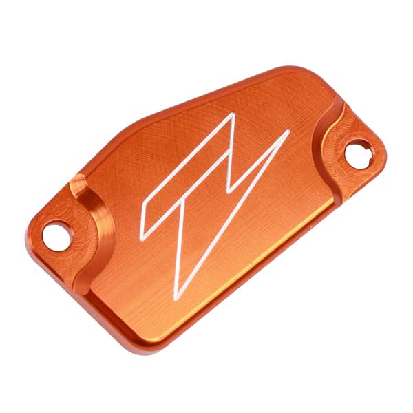 DIRTFREAK 【WEB価格】ZE86-3210 ZETA リザーバカバー ORG KTM65/85SX,フリーライド フロントB