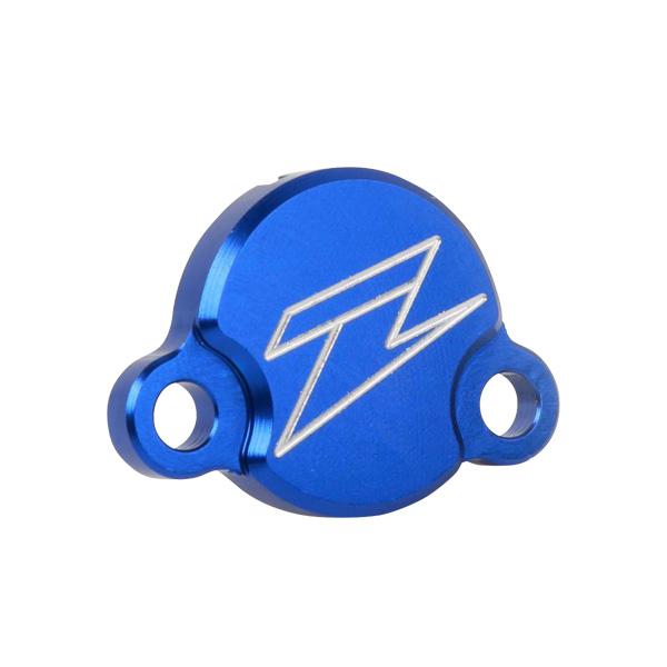 DIRTFREAK 【WEB価格】ZE86-7202 ZETA リザーバカバー BLU KTM65/85SX,フリーライド リヤB
