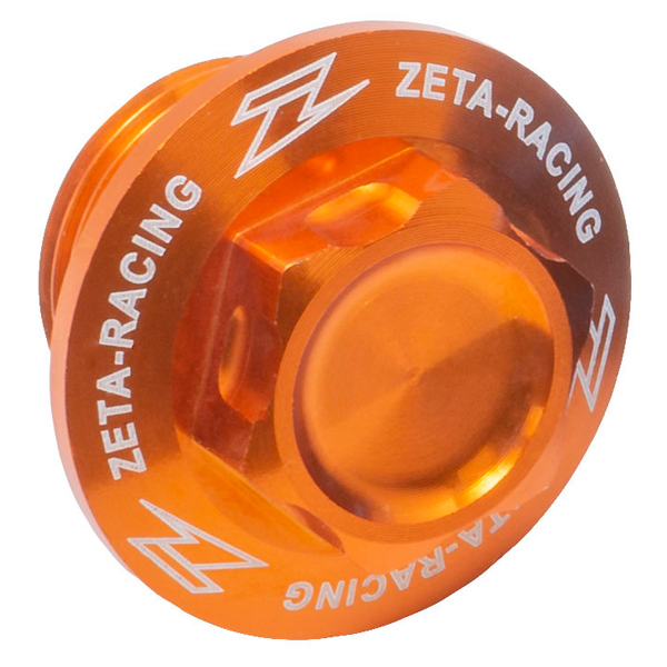 DIRTFREAK ZE93-8073 ZETA アクスル用 ボルト M20x19-P1.5 H21 ORANGE
