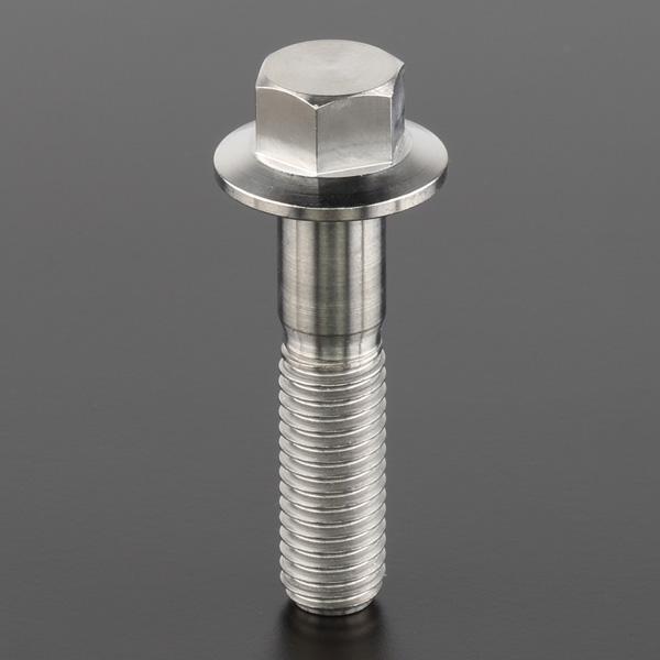 DIRTFREAK 【WEB価格】ZT01-0835 Z-チタン タンゾウフランジボルト  M8 P1.25 1pc 35mm