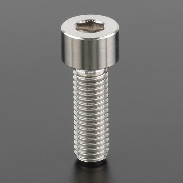 DIRTFREAK ZT07-0825 Z-チタン キャップスクリュー M8 P1.25 25mm