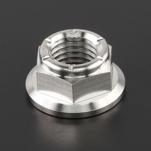 DIRTFREAK 【WEB価格】ZT21-1101 Z-チタン ナット M10 P1.25 1pc フランジ ロックナット