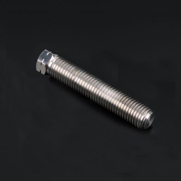 DIRTFREAK ZT38-7500 Z-チタン チェーンアジャスターヨウ ボルト each M10x50mm