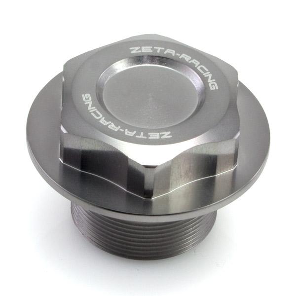 DIRTFREAK 【WEB価格】ZS58-1218 ZETA ステムナット/ボルト  Ti-Color ボルト M26x30-P1.0 L=18.0
