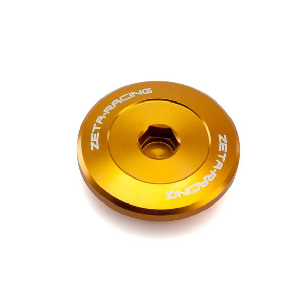 DIRTFREAK ZS89-1414 ZETA エンジンプラグ MT-09/MT-07 ゴールド