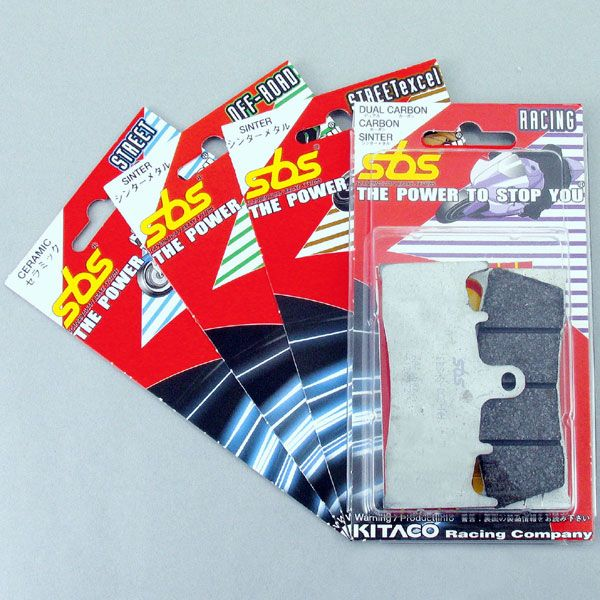 KITACO 【アウトレット】ストリート セラミックブレーキパッド HFシリーズ 654HF