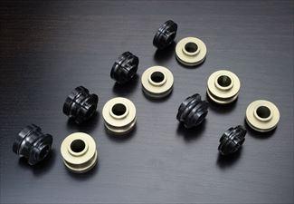 KOHKEN 【アウトレット】キャリパーオフセットカラー 8mm 4個セット