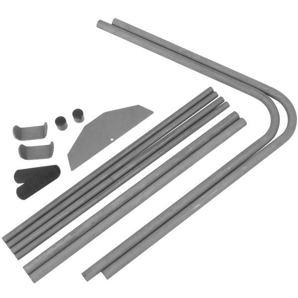 DIRTFREAK 【WEB価格】UN-A4200 UNIT オフロードビンテージスタンド A4200 DIY スタンドキット BLK