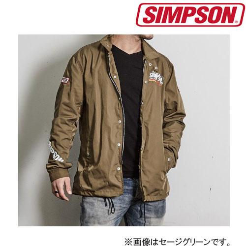 SIMPSON 〔WEB価格〕 NSM-8 ナイロンジャケット セージグリーン