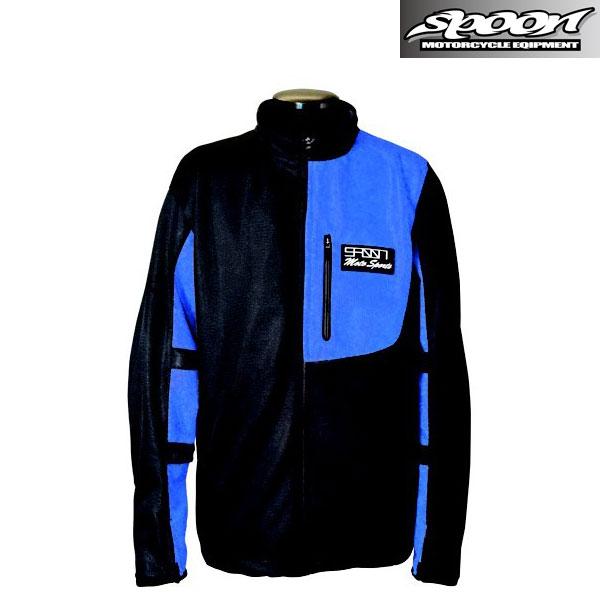 GPカンパニー SPB-617 メッシュジャケット ブラック/ブルー