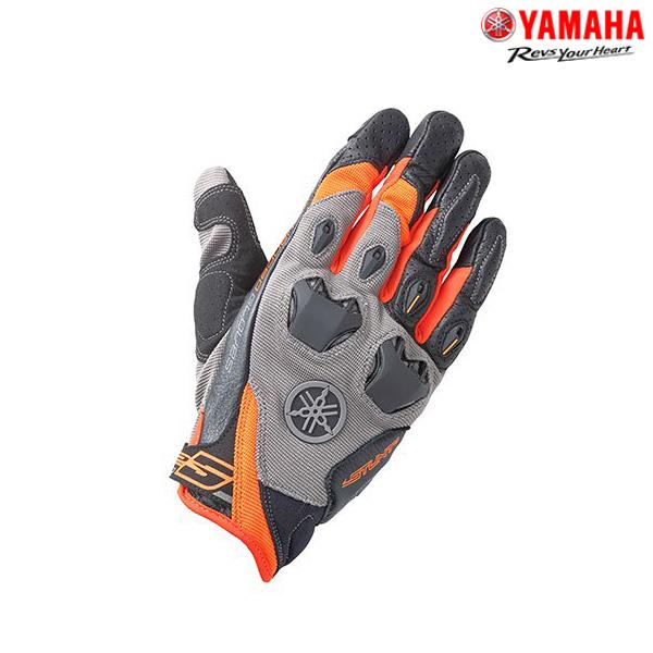 YAMAHA YAT36F グローブ STUNT EVO グレー/オレンジ