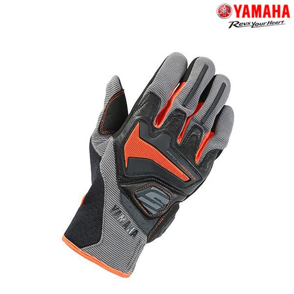 YAMAHA YAT39F グローブ FIVE RS4 Glove グレー/オレンジ
