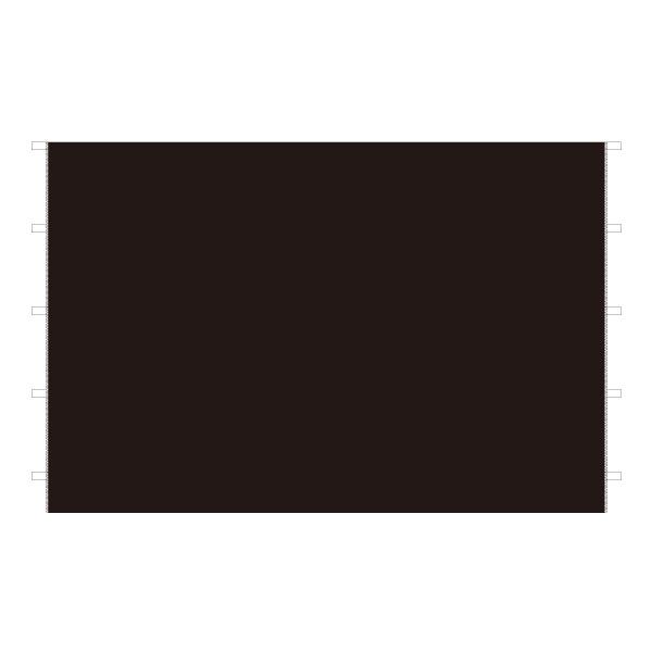 DIRTFREAK 【WEB価格】UN29-1131 UNIT キャノピー サイドパネル ブラック 3m