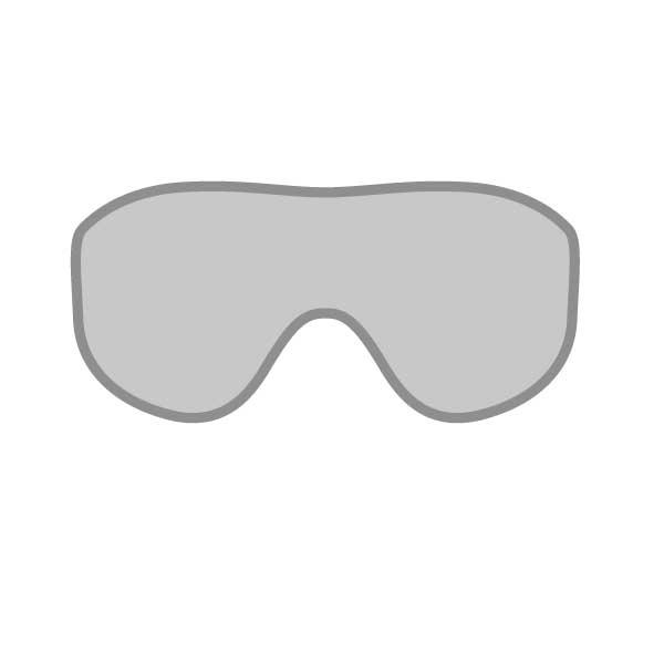DIRTFREAK 【WEB価格】D14-12-112 DRCレンズ SCOTT 87/89/Xi HD-NF グレイ