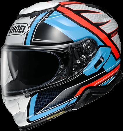 SHOEI ヘルメット 〔WEB価格〕GT-Air II HASTE 【ジーティー - エアー ツー ヘイスト】 フルフェイスヘルメットTC-2