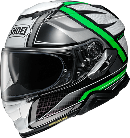 SHOEI ヘルメット 〔WEB価格〕GT-Air II HASTE 【ジーティー - エアー ツー ヘイスト】 フルフェイスヘルメットTC-4
