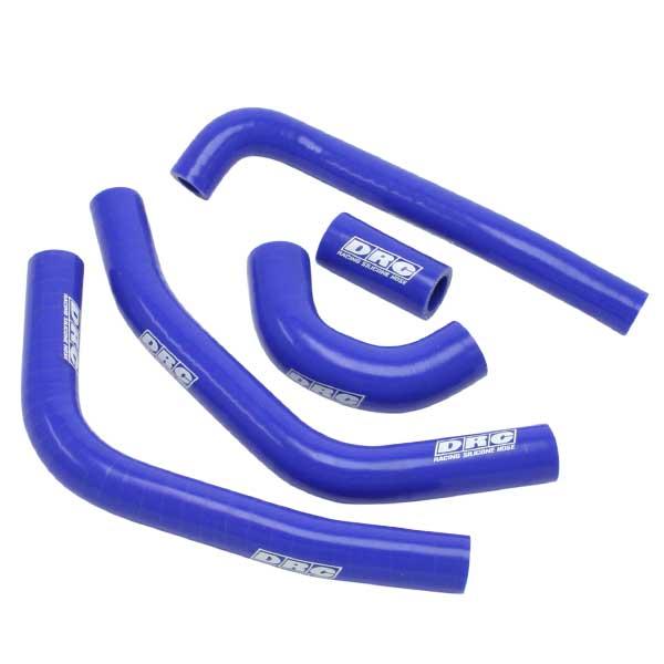 DIRTFREAK 【WEB価格】D47-01-662 DRC ラジエターホースキット(Y) YZ250F'14-18 BLUE