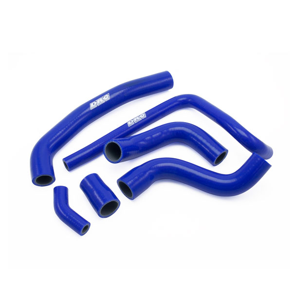 DIRTFREAK 【WEB価格】D47-08-422 DRC STラジエターホース (Y) YZF-R1 BLUE