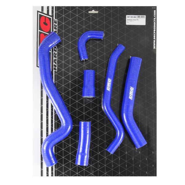 DIRTFREAK D47-08-462 DRC STラジエターホース (Y) FZ-1/FZ-1フェザー'08- BLUE