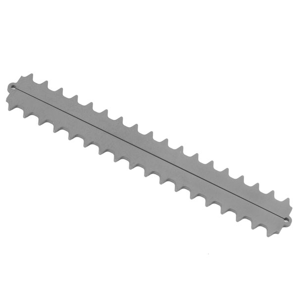 DIRTFREAK D48-02-010 DRC ヨウセツフットペグプレート   t=3mm H:5mm