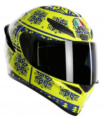AGV 〔通販限定〕K-1 WINTER TEST 2015 ヘルメット