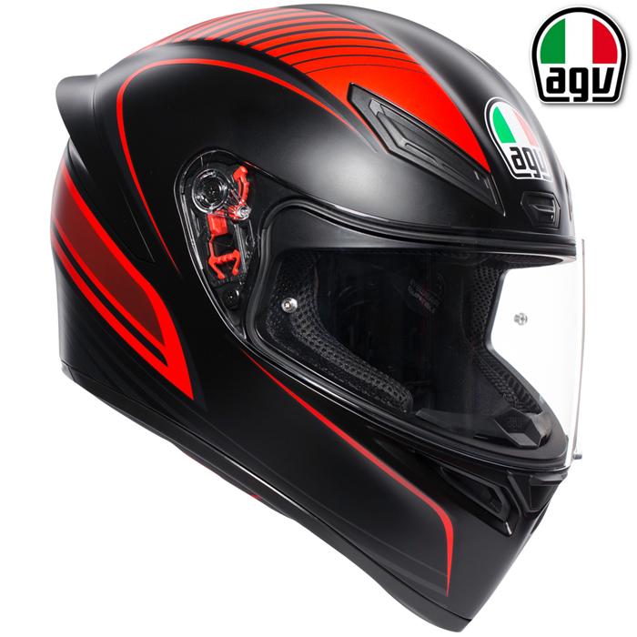 AGV 〔通販限定〕K-1 WARMUP【ウォームアップ】 フルフェイス ヘルメット
