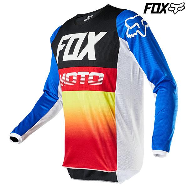 FOX RACING FOX 20 180ジャージ ユース 24623 FYCE BLU/RD
