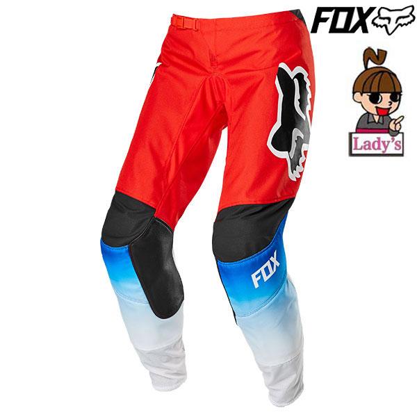 FOX RACING FOX 20 180パンツ ウーマンズ 23964 FYCE BLU/RD