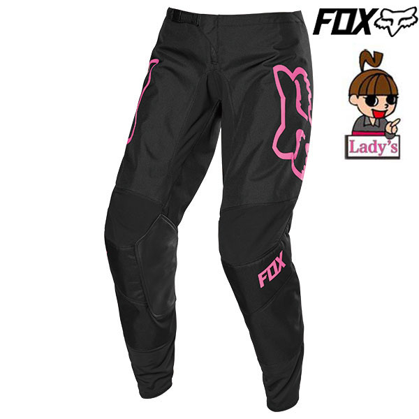 FOX RACING FOX 20 180パンツ ウーマンズ 23962 PRIX BK/PNK