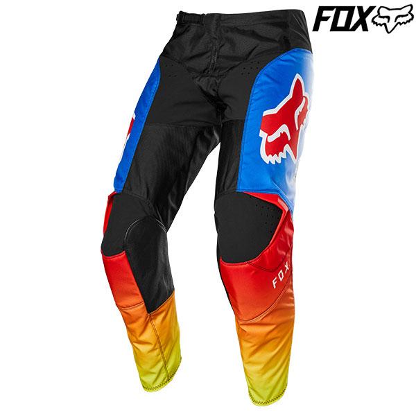 FOX RACING FOX 20 180パンツ ユース 24624 FYCE BLU/RD